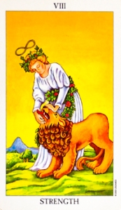 8 strength tarot 01 01 15
